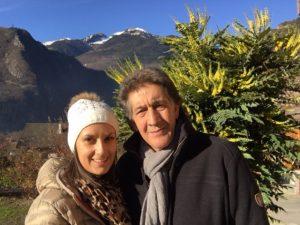 Marjorie et Richard Guessoum